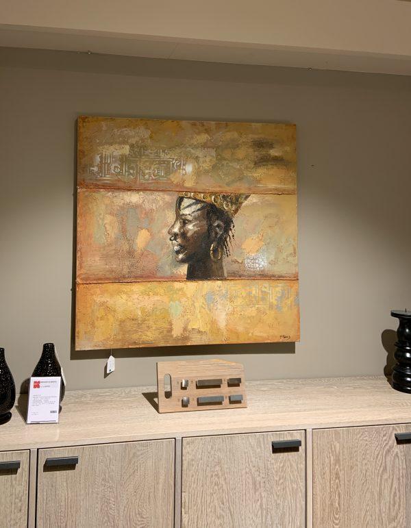 Schilderij art p404